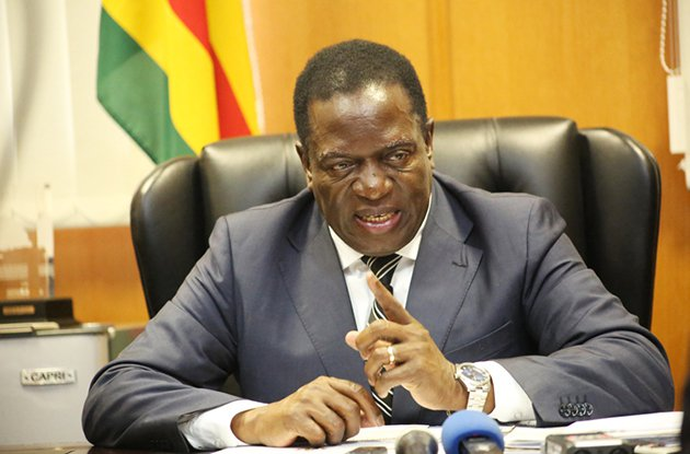 ED ALLIES PLOT TO DROWN MUGABE