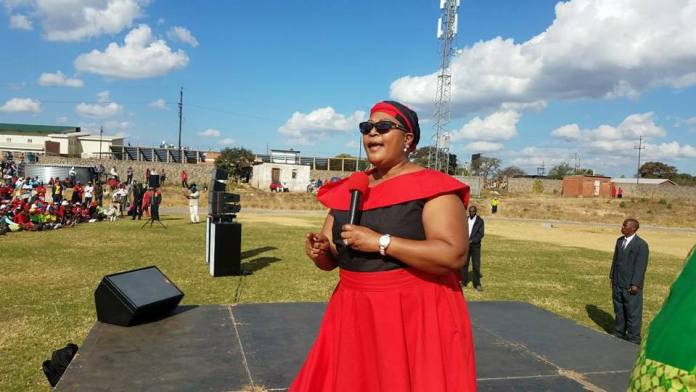 KHUPE TO ABSCOND MDC ALLIANCE LAUNCH, ACCUSES MDC OF VIOLENCE AND DICTATORSHIP