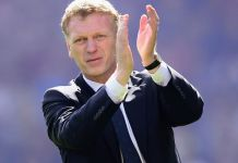 LAST CHANCE FOR MOYES