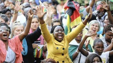 Photo of Two years after coup, Zimbabweans still long for economic change