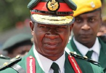 ARMY WARNED NOT TO HARASS THE PUBLIC