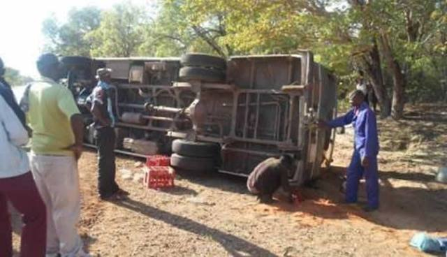 FIVE PERISH IN TRAGIC BULAWAYO-VICTORIA FALLS ROAD ACCIDENTS