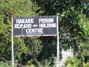 HUNGER STRIKE AT HARARE PRISON