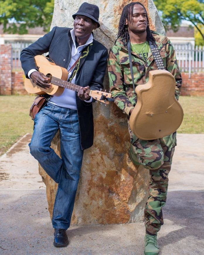 JAH PRAYZAH'S MILITARY TOUCH BRING DOWN THE HOUSE AT ZIBA AWARDS