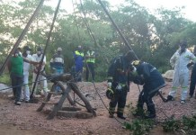 FREAK ACCIDENT AS MAN SUFFOCATES, DIES IN WELL