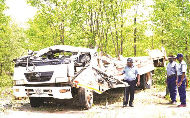 CRASH CLAIMS 21, DECLARED STATE OF NATIONAL DISASTER