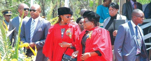 GRACE MUGABE DEGREE TO BE REVOKED AS UZ LECTURES SPILL THE BEANS