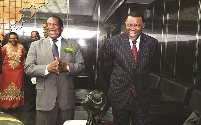 ZIM ENCOURAGED BY SADC, GLOBAL SUPPORT