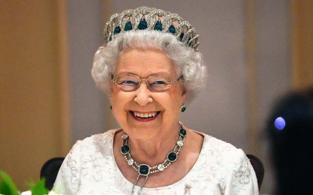 QUEEN KEEN TO MEND ZIM, UK TIES