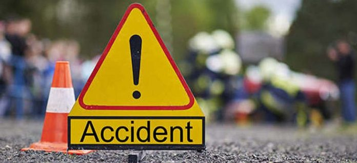 FOUR KILLED IN HEAD ON COLLISION