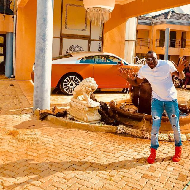 Flamboyant Ginimbi flaunts R4m sports car
