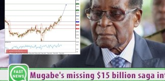 Parly to 'grill' Mugabe over missing diamonds $15 billion