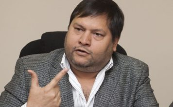 AJAY GUPTA SPOTTED IN PALATIAL BUNGALOW IN INDIA
