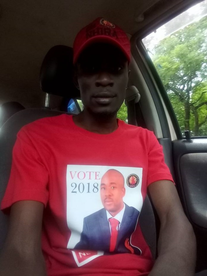 KHUPE BROKE HER SILENCE, SPEAKS ON CHAMISA'S POWER MOVE