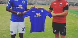 RUSIKE REFUSES TO BE COMPARED WITH FORMER SUPER-SPORT STRIKER
