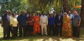 Opposition leaders meet in South Africa