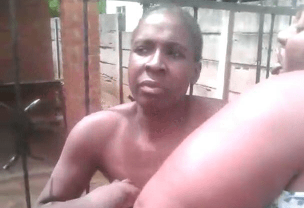 DRAMA AS WOMAN FRIEND BETBUSTS HUBBY, BESTWEEN THE SHEETS