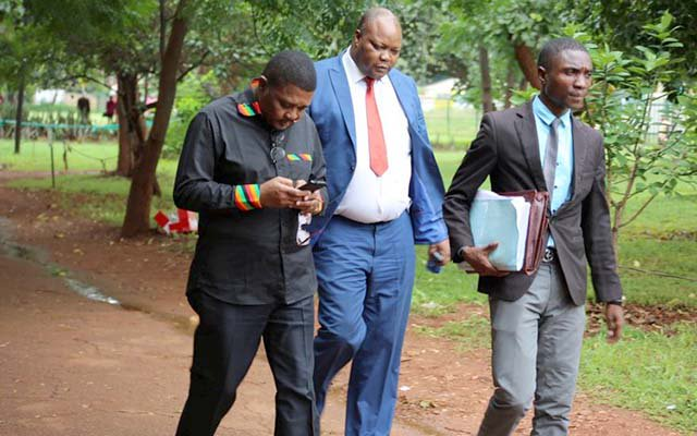 ITS NOT OVER YET FOR MZEMBI, HE HAS A CASE TO ANSWER : COURT