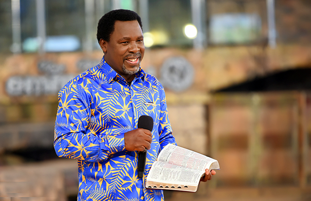 PROPHET TB JOSHUA TO PAY ED A VISIT
