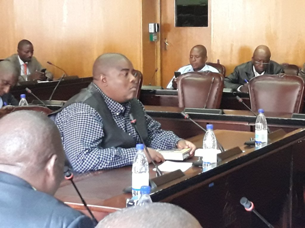 PICTURES :WICKNELL IN PARLIAMENT