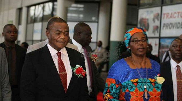 COMMAND AGRI EXTENDED : CHIWENGA