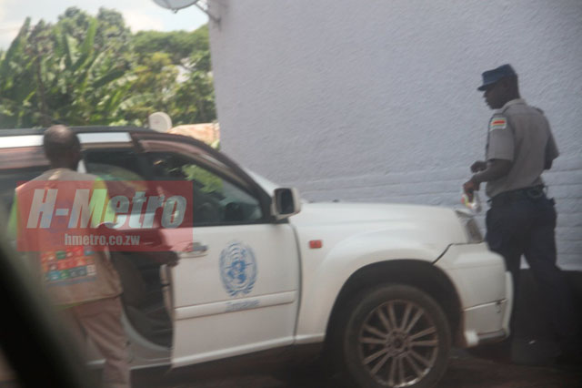ZIM UNITED NATIONS VICE PRESIDENT IN SX SCANDAL
