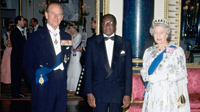 10 THINGS YOU DIDN'T KNOW ABOUT ROBERT MUGABE