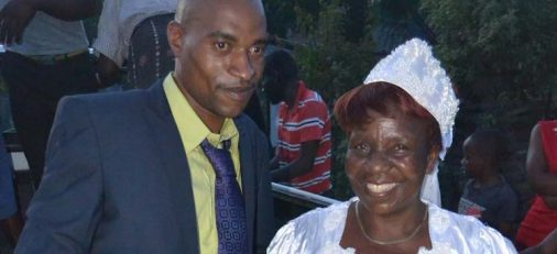 POPULAR GOGO 'mbuya Sauti' MARRIAGE TO BEN TEN ON THE ROCKS