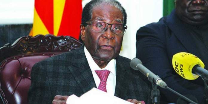Mugabe shocker :'Zimbabweans still wanted me to be their President'