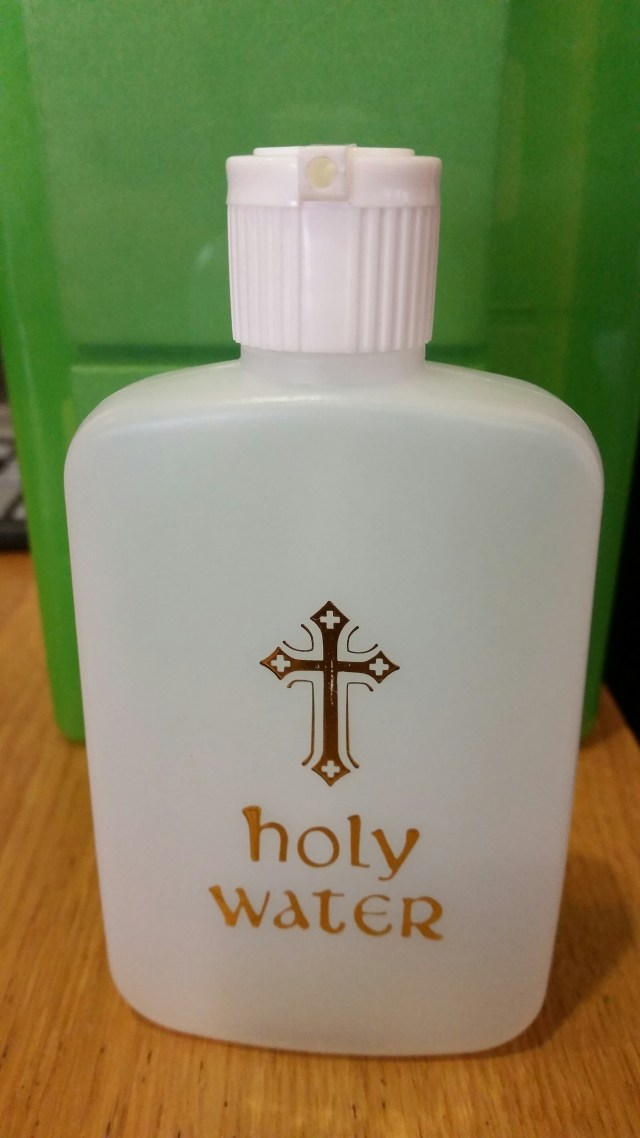 MAN DIES AFTER DRINKING 'holy water' FROM PROPHET