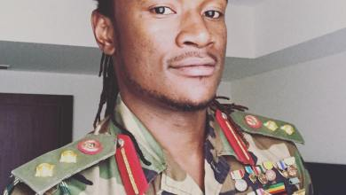 Photo of JAH PRAYZAH REFUSES TO FEATURE ON BABA HARARE VIDEO