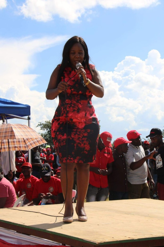 VIMBAI EYES PARLY SEAT