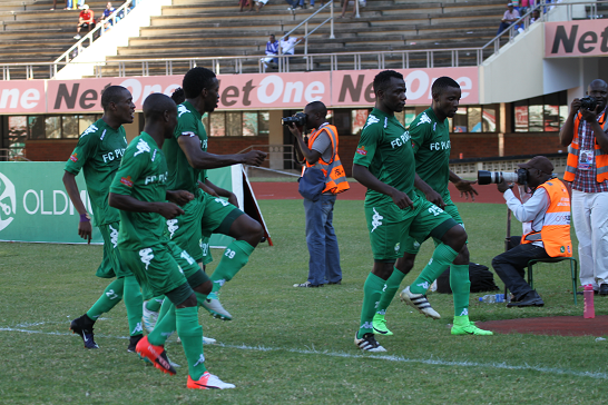 FC PLATINUM COACH HAPPY AFTER POSTING ANOTHER WIN