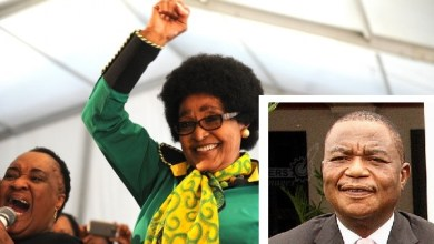Photo of 'MAMA WINNIE WAS OUR VOICE', SAYS CHIWENGA