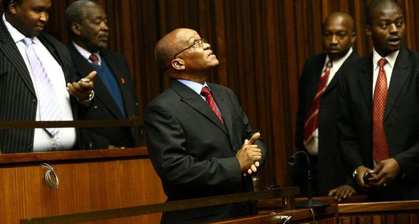 Done in 20 minutes: Zuma fraud, corruption case postponed