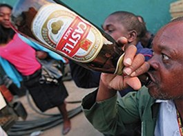 HARARE NAMED CITY OF BOOZE