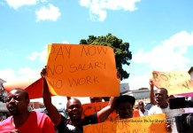 Fuming Teachers Declare War On Gvt