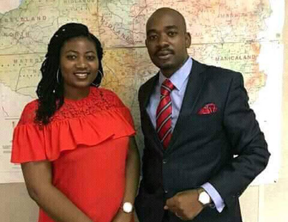 'I'M NOT CHAMISA'S SIDE CHICK'