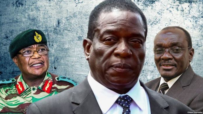 'ED WILL SHOOT AGAIN TO STAY IN POWER' says HUNGWE
