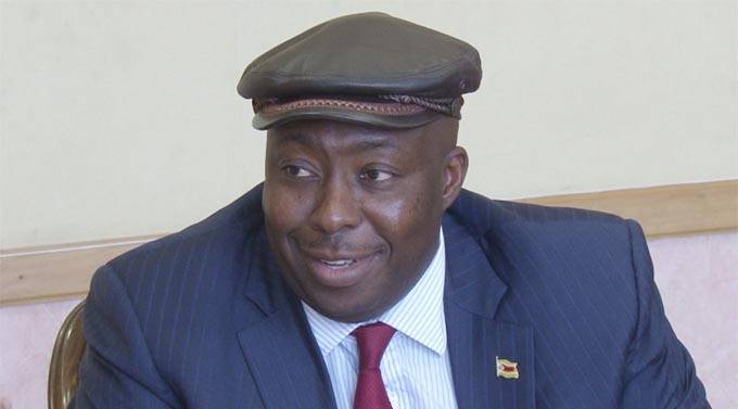 I'M GOING INTO FARMING, SAYS KASUKUWERE