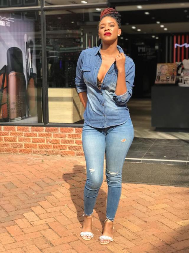 5 STUNNING PICTURES OF CHIYANGWA'S DAUGHTER