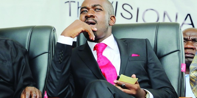 Chamisa turns alliance into party