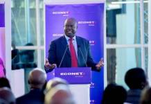 ECONET IN $50 MILLION DEBENTURE POSER