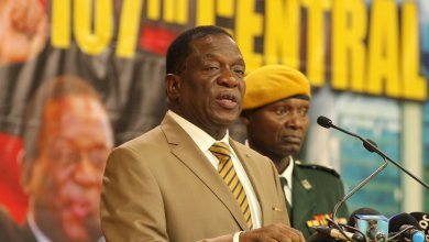 """Photo of """"MNANGAGWA DULY ELECTED AS PRESIDENT"""", WHO ELECTED HIM, HE RIGGED!"""