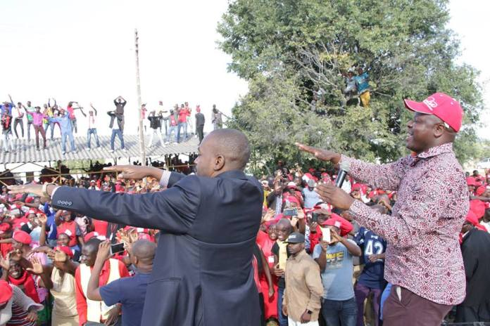 MDC IGNORES QUOTAS