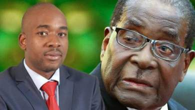Photo of Chamisa Mourns Former President Robert Mugabe