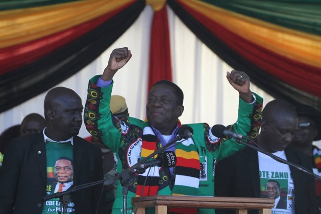 ED : I WILL NOW MEET CHAMISA, OTHERS