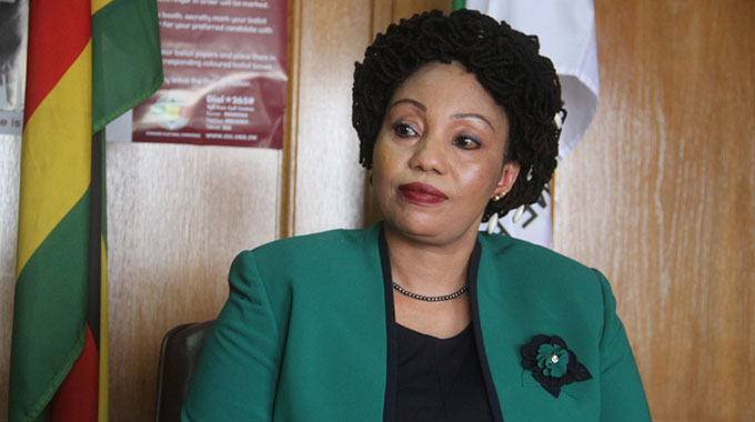 I'm not arrogant, it's the law: Chigumba