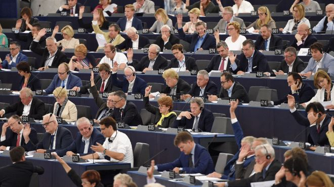 EU Rejects Controversial Copyright Law