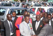 "EXPOSED: Mnangagwa And His Many ""Political Gatekeepers"""
